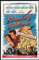 Flaming Feather 1952 DVD - Sterling Hayden / Forrest Tucker